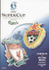 original Official 2005 UEFA Super Cup Final programme. The game, Liverpool V CSKA Moscow was played on 26 August 2005 Monaco.