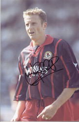 Kevin Gallacher is a Scottish former professional footballer. He played as a striker  from 1983 until 2002, notably in the Premier League with Blackburn Rovers  where he was part of the title winning side in 1995.