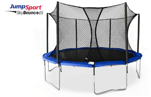 JumpSport SkyBounce ES 14 ft Trampoline with Enclosure