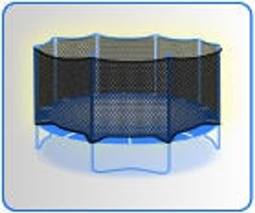 Easy-up 14' AlleyOOP/JumpSport 480 Replacement Net