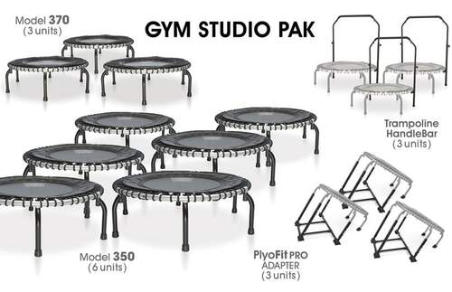 Gym Studio Training Pak