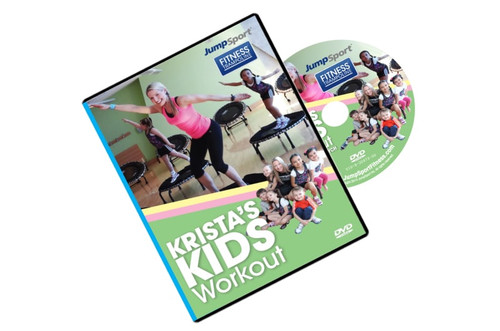 Krista's Kids Workout