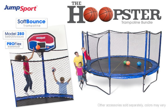 The Hoopster Bundle