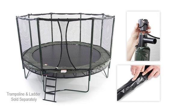 NEW Octagon Trampoline Enclosure Kit