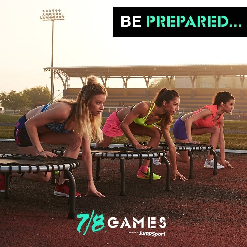 Fit 7/8 Games, powered by JumpSport, are about to start