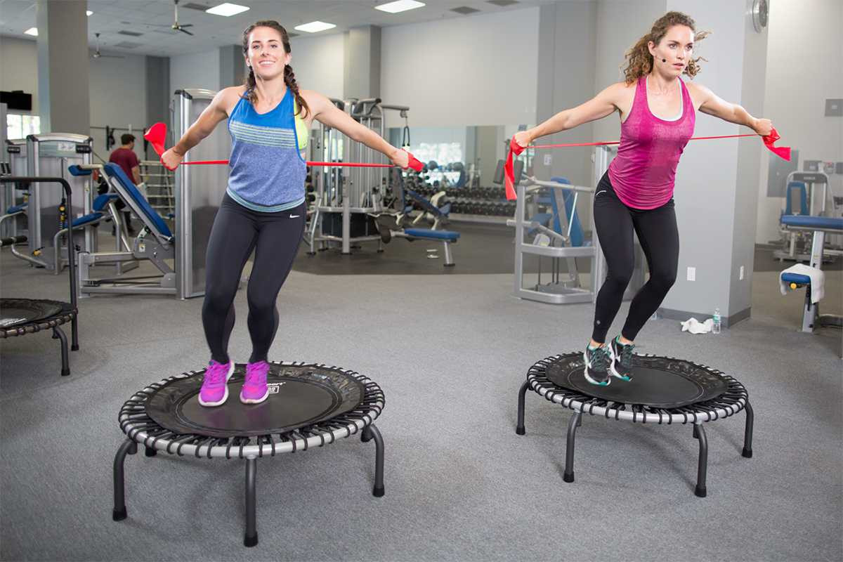 5 Reasons Why Rebounding is the Perfect Exercise for Athletes