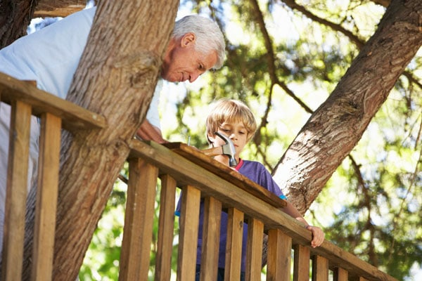 Why Treehouses are Great Teaching Tools for Kids