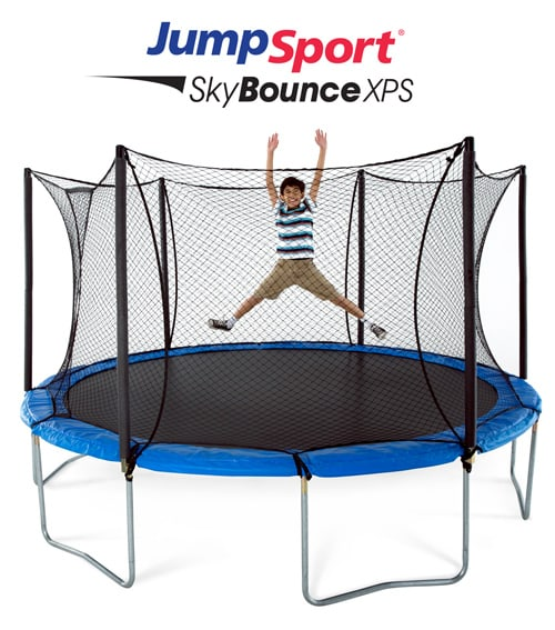 JumpSport SkyBounce Trampoline Special