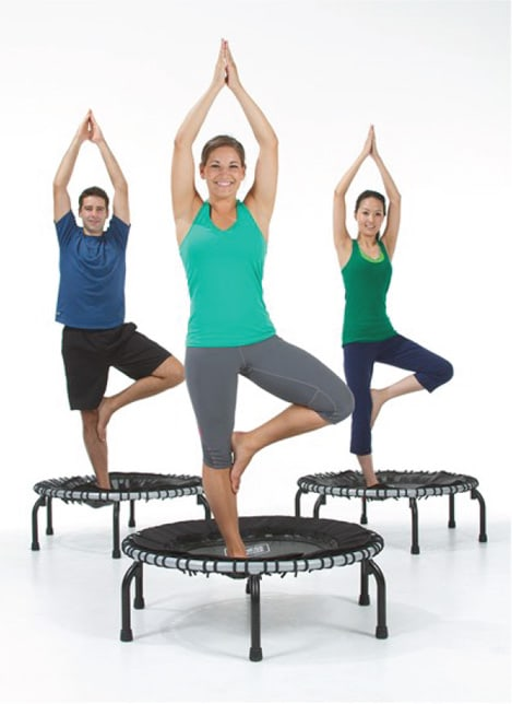 lymphatic flow cellulite immunity rebounder jumpsport trampoline-workout
