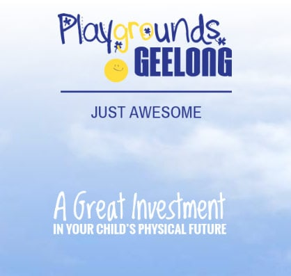 Playgrounds GEELONG Logo