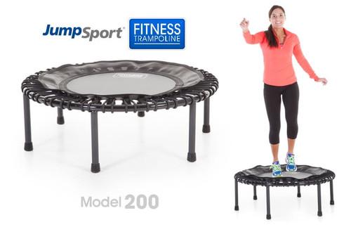 model 200 fitness trampoline. Black Bedroom Furniture Sets. Home Design Ideas