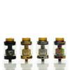 Advken MANTA 24mm 5mL RTA (TPD Compliant) Color options : Black, Silver, Gold & Rainbow