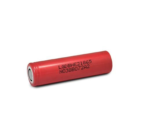 LG HE2 High Drain 18650 35AMP 2500MAH (Same as HE4)