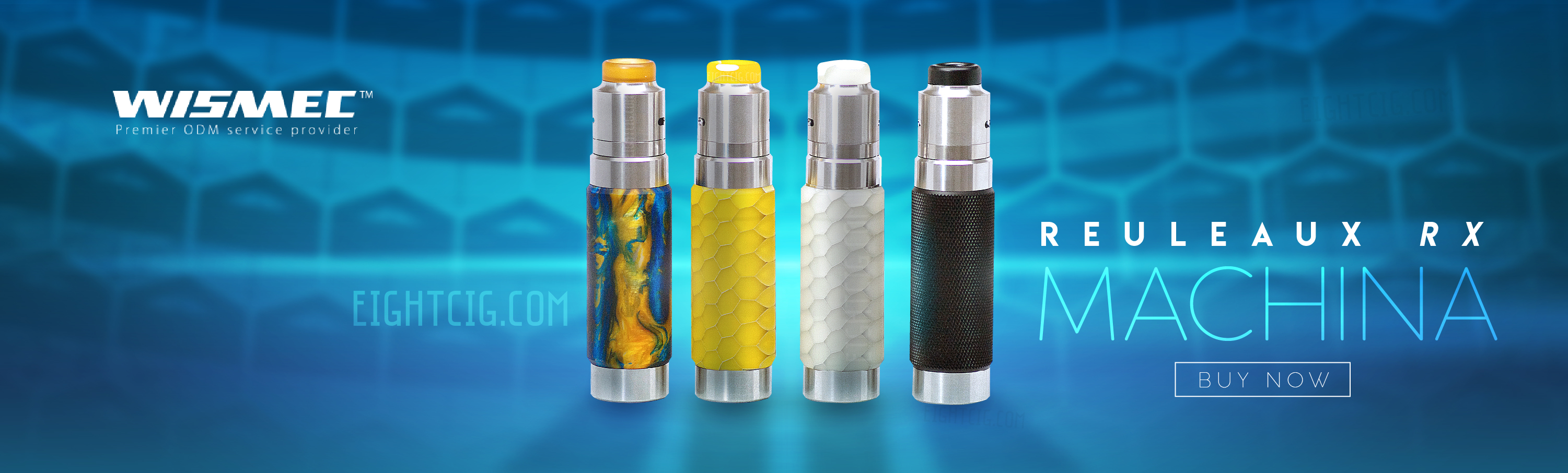wismec reuleaux rx machina available at eightcig