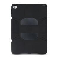 Gecko Rugged Classic Case for iPad Air 2- Black/Black