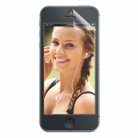 Gecko Front and Back Clear Guard for iPhone 5/5s/SE - 2 Pack