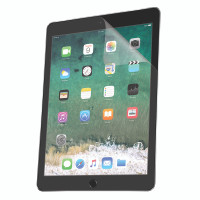 "Gecko Clear Screen Protector for iPad 5 &  Air 1/2 & iPad Pro 9.7"" - 2 Pack"