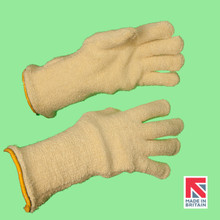 Polysafe® Terry Knit Aramid Glove with Cotton Lining 35cm (FTK/35/KL)