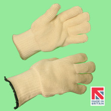 Polysafe® Super-Heavyweight Knitted Aramid Glove with Cotton Lining 35cm (FJTK7/FKK8/35KL)