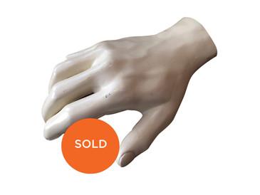 Vintage Anatomy Model, Hand Skeleton