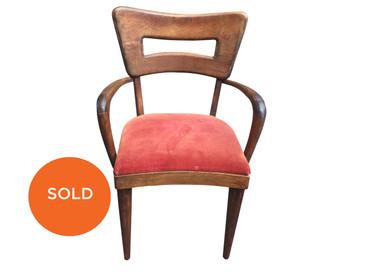 Vintage Dogbone Heywood Wakefield Dining Chair
