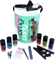 Hoof OMG Manicure & Pedicure Party Nail Polish Pail