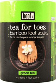 Hoof Bamboo Extract Green Tea Foot Soaks