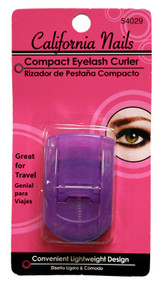 California Nails Compact Eyelash Curler