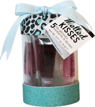 Onyx Professional 5 Piece Melted Kisses Lip Gloss Pail