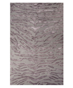 National Geographic Tigress Rug, Oyster Grey