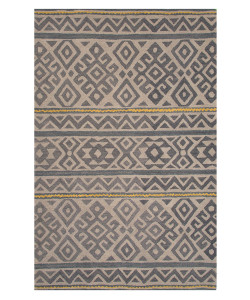 Traditions Nora Rug, Overcast