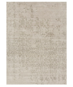 Geode Classic Gray Hand Knotted Rug