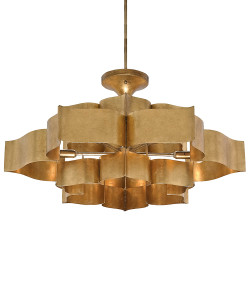 Grand Lotuse Chandelier