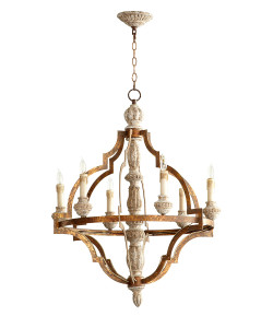 Bastille 6 Light Chandelier