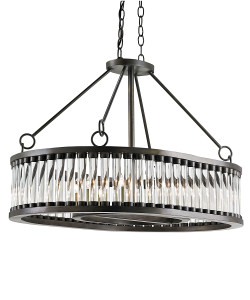 Elixir Rectangular Chandelier