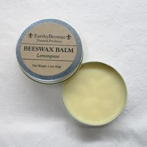 Lemongrass Beeswax Balm