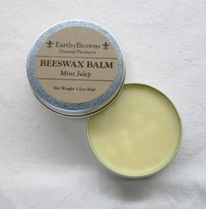 Mint Julep Beeswax Balm