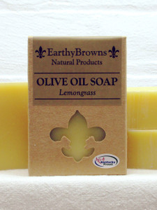 Lemongrass Bar Soap