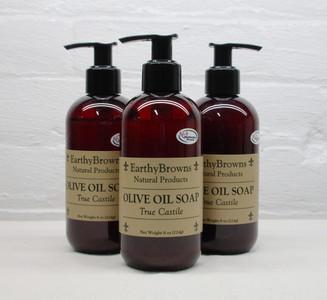 True Castile Liquid Soap
