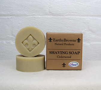 Cedarwood Shaving Bar