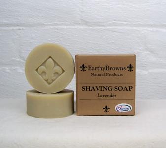 Lavender Shaving Bar