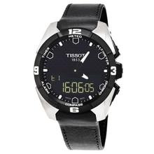 Tissot Men's T091.420.46.051.00 'T Touch Expert' Black Swiss Quartz Watch