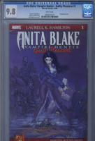 CGC 9.8 Anita Blake: Vampire Hunter - Guilty Pleasures #1