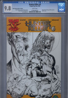 CGC 9.8 Hunter-Killer #6 Wizard World Chicago Exclusive