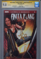 CGC 9.8 SS Anita Blake: Vampire Hunter - Guilty Pleasures #1 Variant