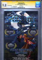ZOOM SUIT #1 Film Festival Edition CGC 9.8 Billy Tucci