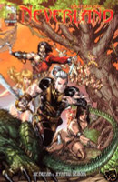 1 GRIMM FAIRY TALES: Neverland #0 Cover A EBAS VARIANT