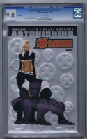 Astoinishing X-men # 1 Xenogenesis CGC 9.8 variant