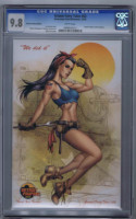 Grimm Fairy Tales #52 Billy Tucci Rosie the Riveter Exhibitors Variant Edition