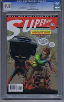 All Star Superman #4 CGC 9.8